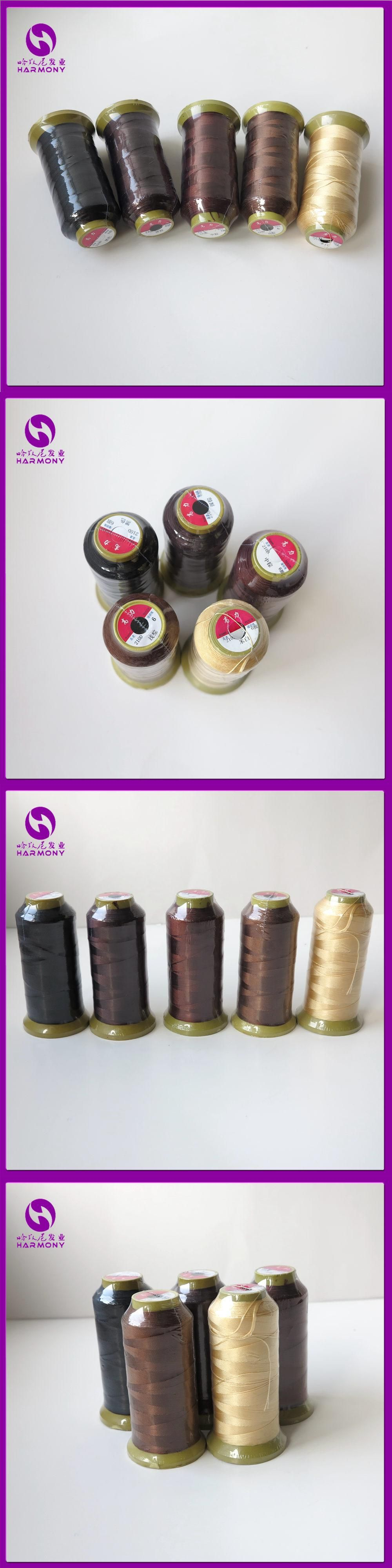Wholesale 1pclot Nylon Thread For Hair Weaving Extensionsweaving