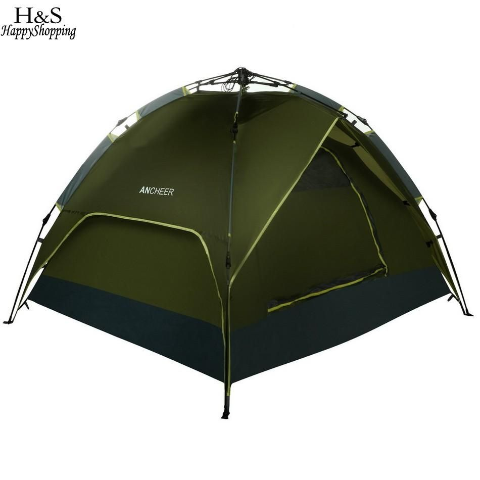 3 - 4 Person Quick Pop Up Waterproof Tent  sc 1 st  Pinterest & 3 - 4 Person Quick Pop Up Waterproof Tent | Tents | Pinterest ...