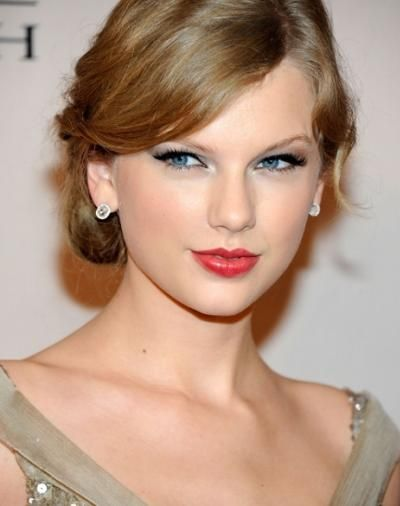 S E Hot Celebrity Eye Makeup Celebrity Makeup Eye Color