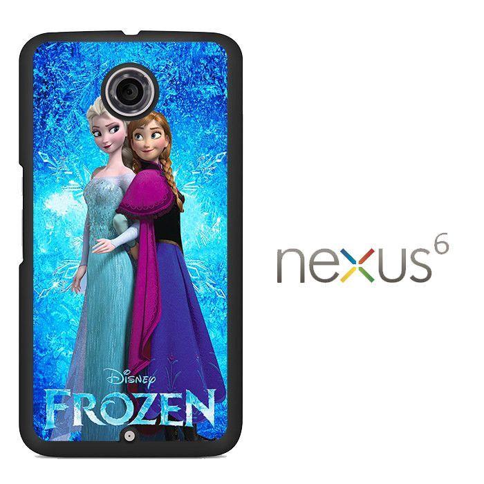 Princess Elsa and Anna Disney Frozen Nexus 6 Case