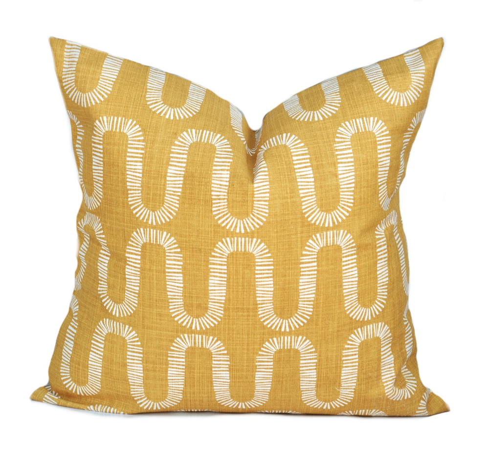 One Quality Premier Pillow Cover Mustard Yellow Pillow Etsy In 2020 Yellow Throw Pillows Yellow Pillows Traditional Pillows