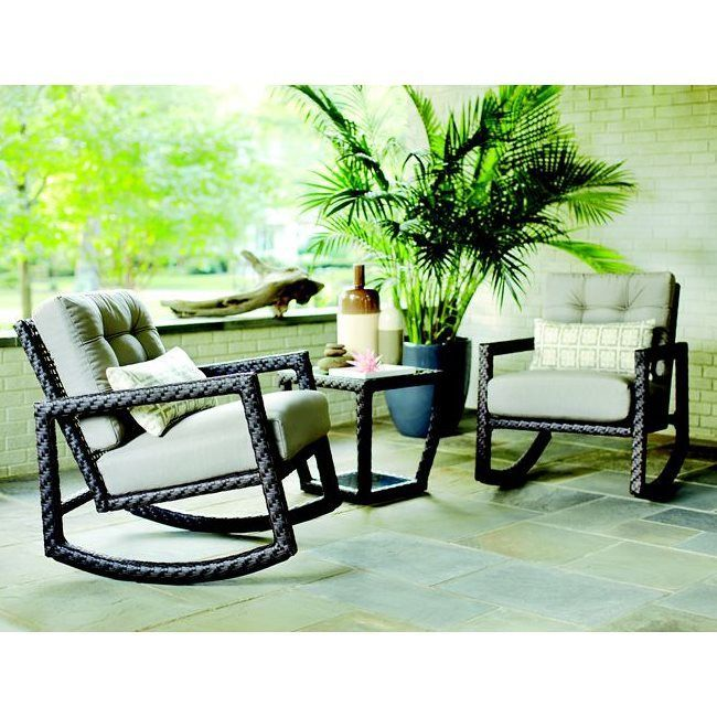 A 3-piece conversation set that is perfect for reading, relaxing or sipping a co...,  #3Piece... #relaxingsummerporches