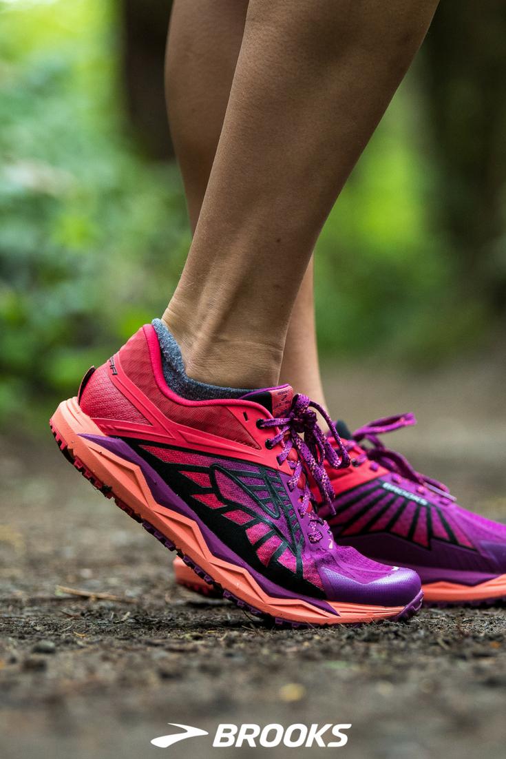 Caldera Trail Running Shoe Womens Running Shoes Trail Running Shoes Brooks Running Shoes Women