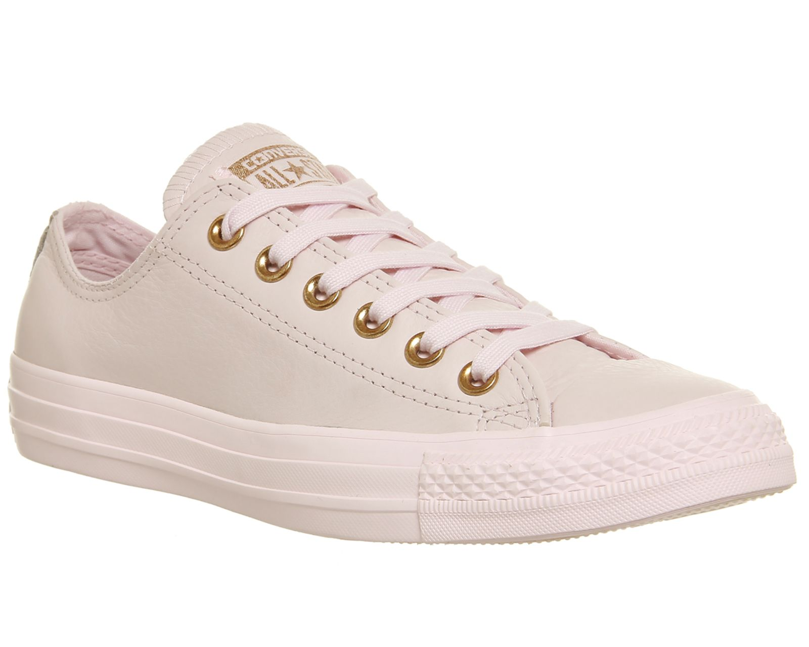 All Star Low Leather | Converse rose gold, Converse all star ...