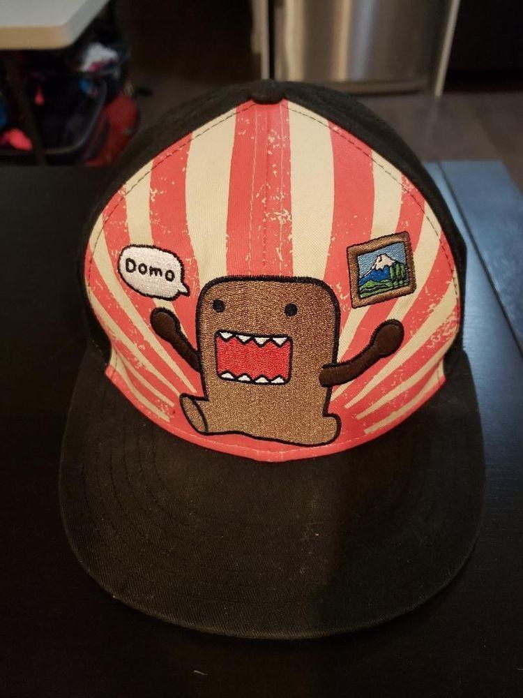 7d7fd6c4a Official DOMO Japan Anime Brown Monster Robot Baseball Cap Hat ...