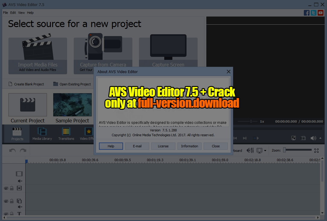 avs video editor 5.1 activation code keygen