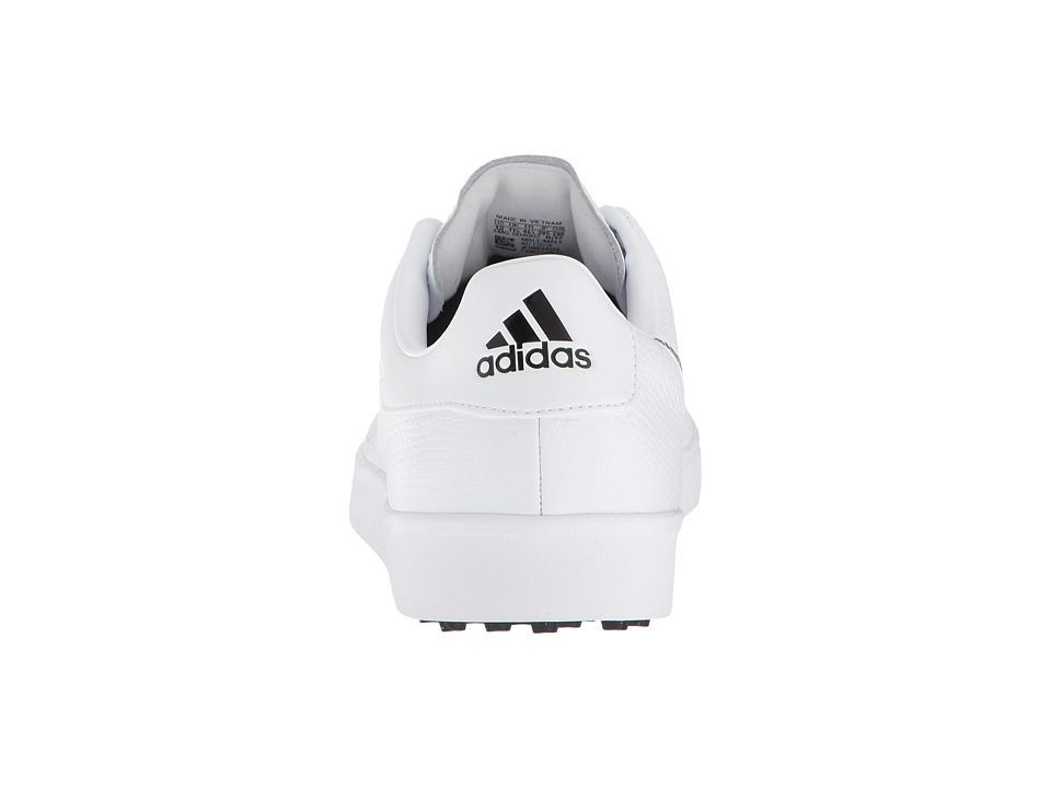 adidas Golf adiCross Classic Men s Golf Shoes Footwear White Footwear White Core  Black  golfshoes c53eb9372