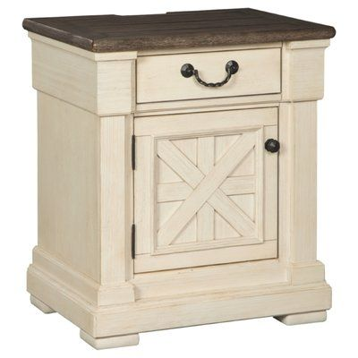 Best Lark Manor Alsace 1 Drawer Night Stand With Images Signature Design By Ashley Signature 640 x 480