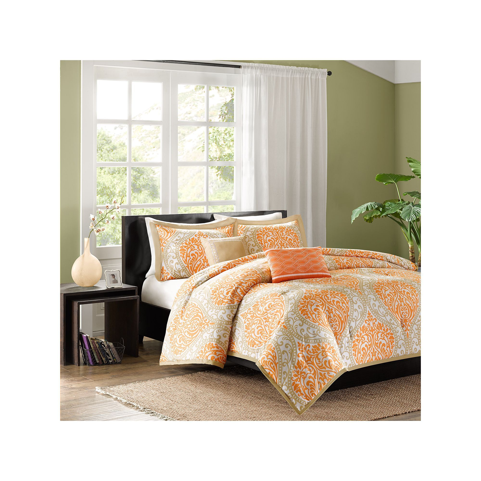 Intelligent Design Lilly Duvet Cover Set Products Comforters