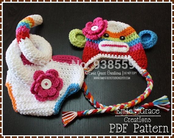 Free Pattern For Horse Hat And Diaper Cover Free Shipping Sock