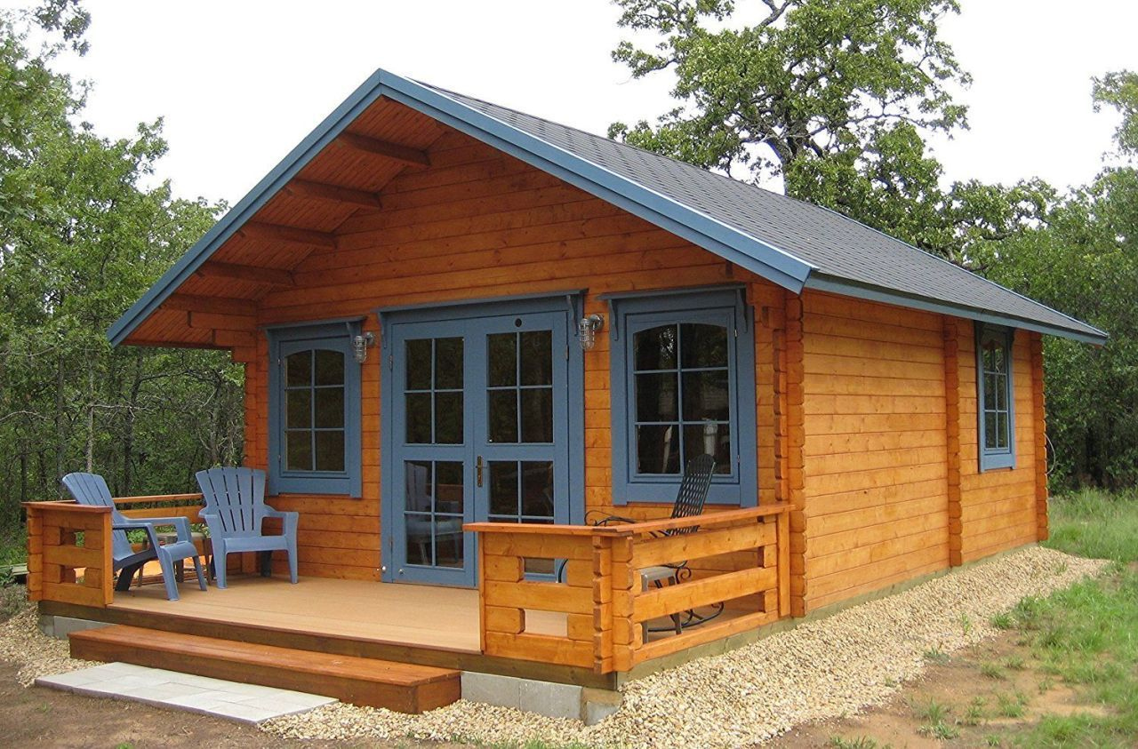 20 Amazing Tiny Houses You Can Actually Buy On Amazon Tiny House Cabin Buy A Tiny House Best Tiny House