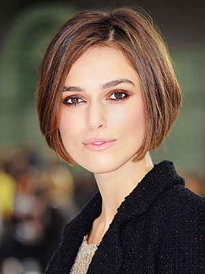 keira knightley's bob hairstyles  square face hairstyles