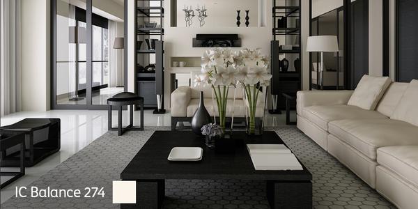 Usar el color correcto para acompa ar tu decoraci n le for Simulador decoracion interiores