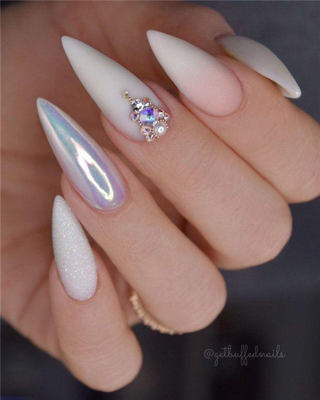 Photo of Acryl amazing Spezies Ideas Nails Stiletto