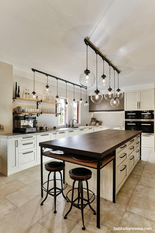 With A Home That Already Had An Italianate Style, Designer Shane George Of  Kitchens By Design Decided To Embrace The Look When It Came To Renewing U2026