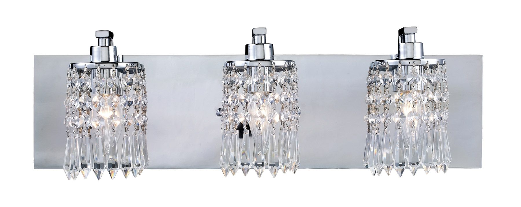 Crystal Vanity Lights For Bathroom  Bathroom Ideas  Pinterest Alluring Crystal Vanity Lights For Bathroom Inspiration