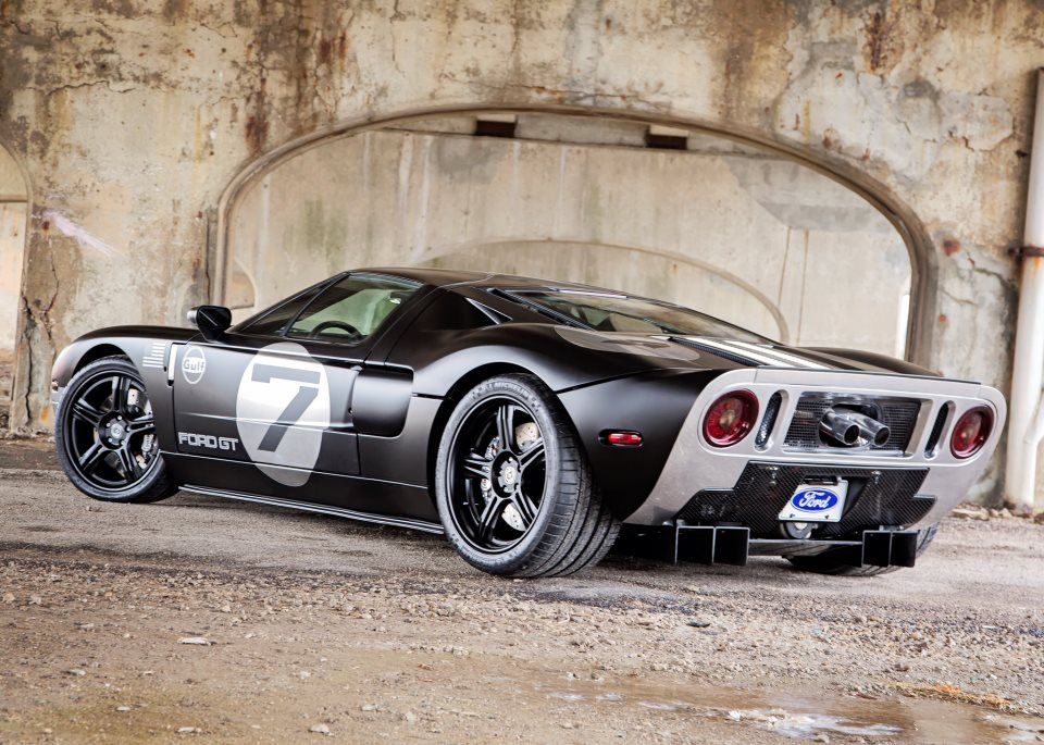 Ford Gt フォードgt40 パンテーラ フォードgt