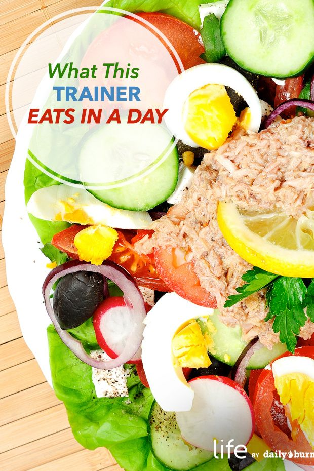 my food diary what this super fit trainer eats in a day food