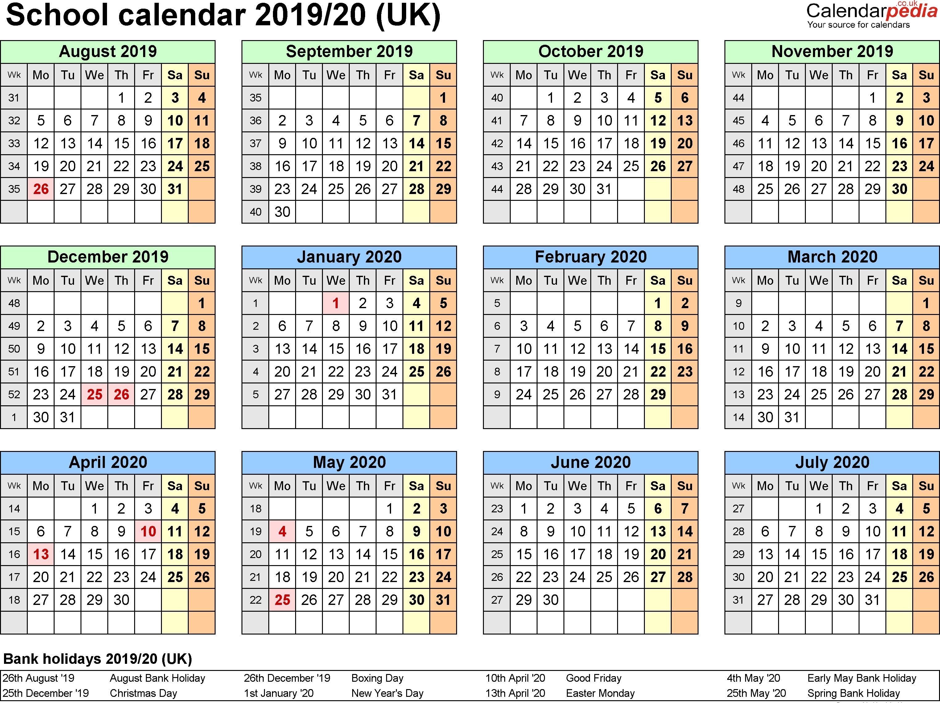 Pick April 2019 Calendar With Holidays Nsw School Calendar