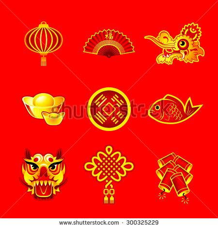 Chinese New Year Decorations Ornaments And Symbols Ece