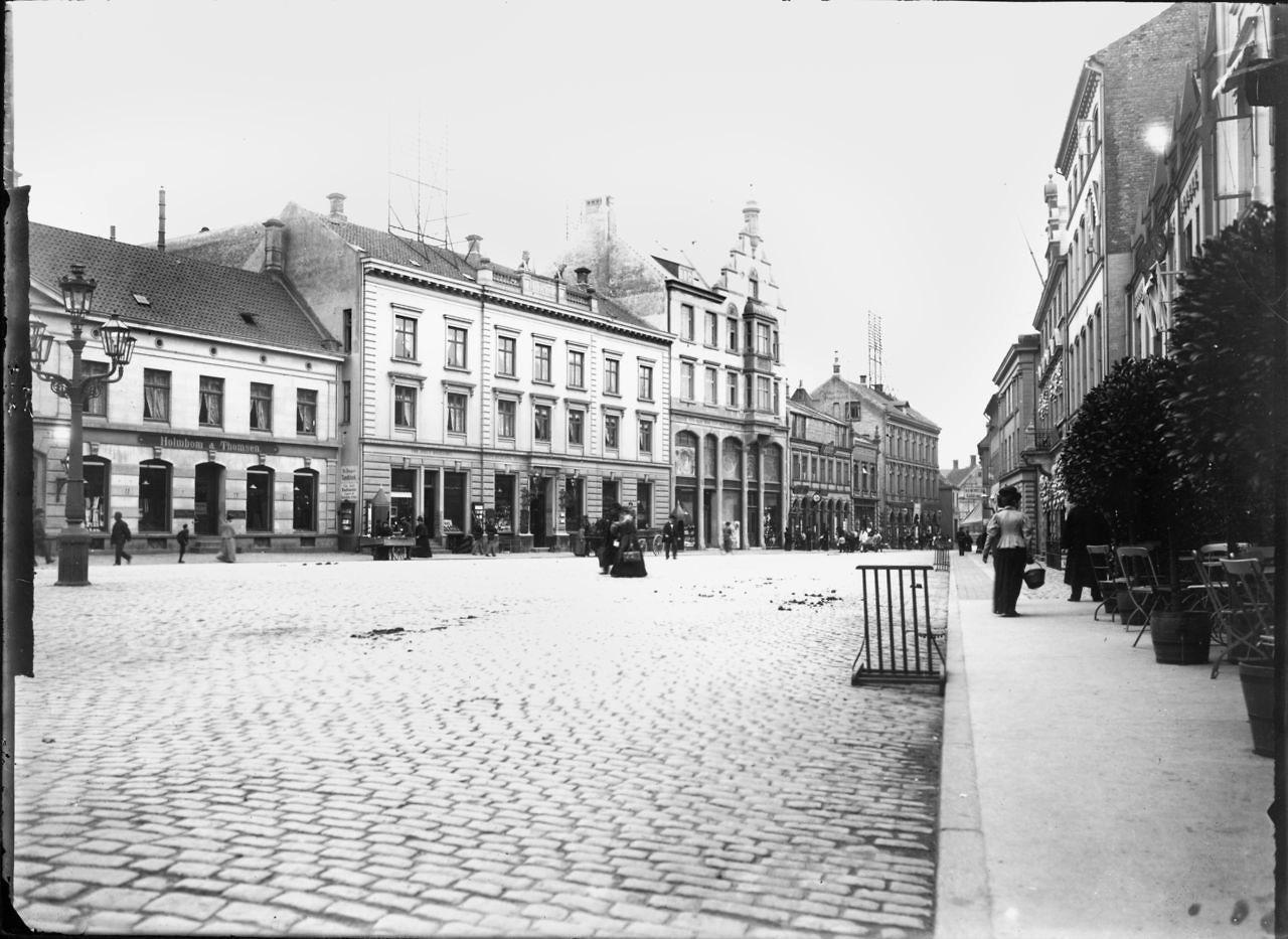 Sadan Sa Aarhus Ud I Gamle Dage Ruiner Billeder