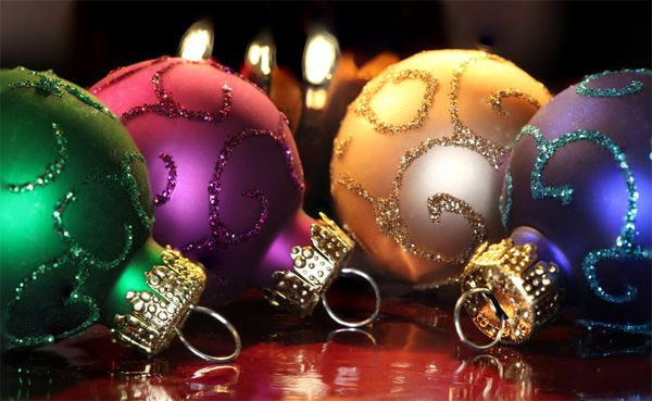 Colorful Christmas Balls.Colorful Christmas Ornaments Gallery Of 15 Amazing And