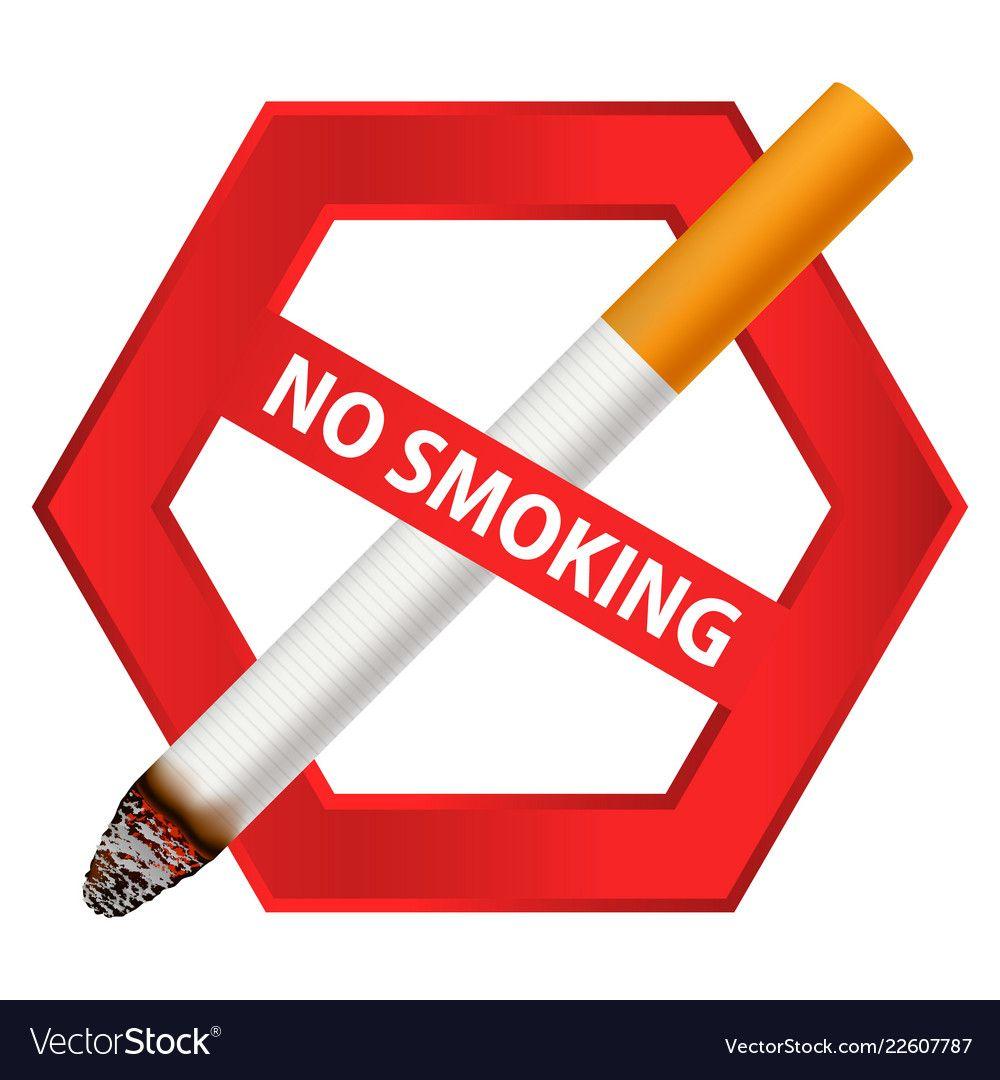 Pin On No Smoking Not Symbols