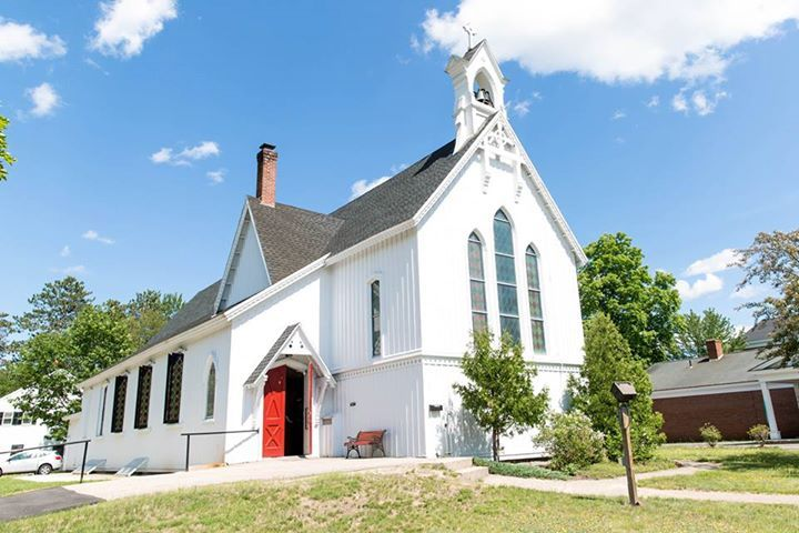 Classic New England Church, Christ Church, North Conway NH - Presented by CG Events https://www.facebook.com/cgeventsMA