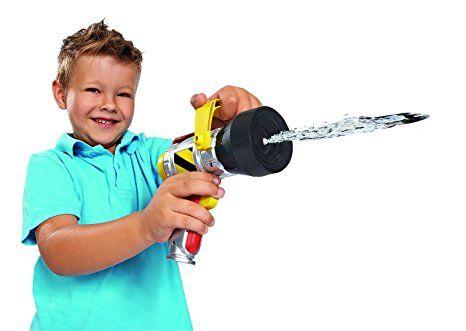 Spielzeug Simba 109250748 Feuerwehrmann Sam Wasserpistole 100ml