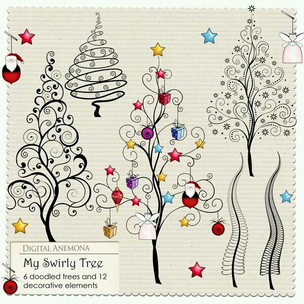 Pingl par jane ramirez sur planner scrapbook journal for Decoration noel dessin