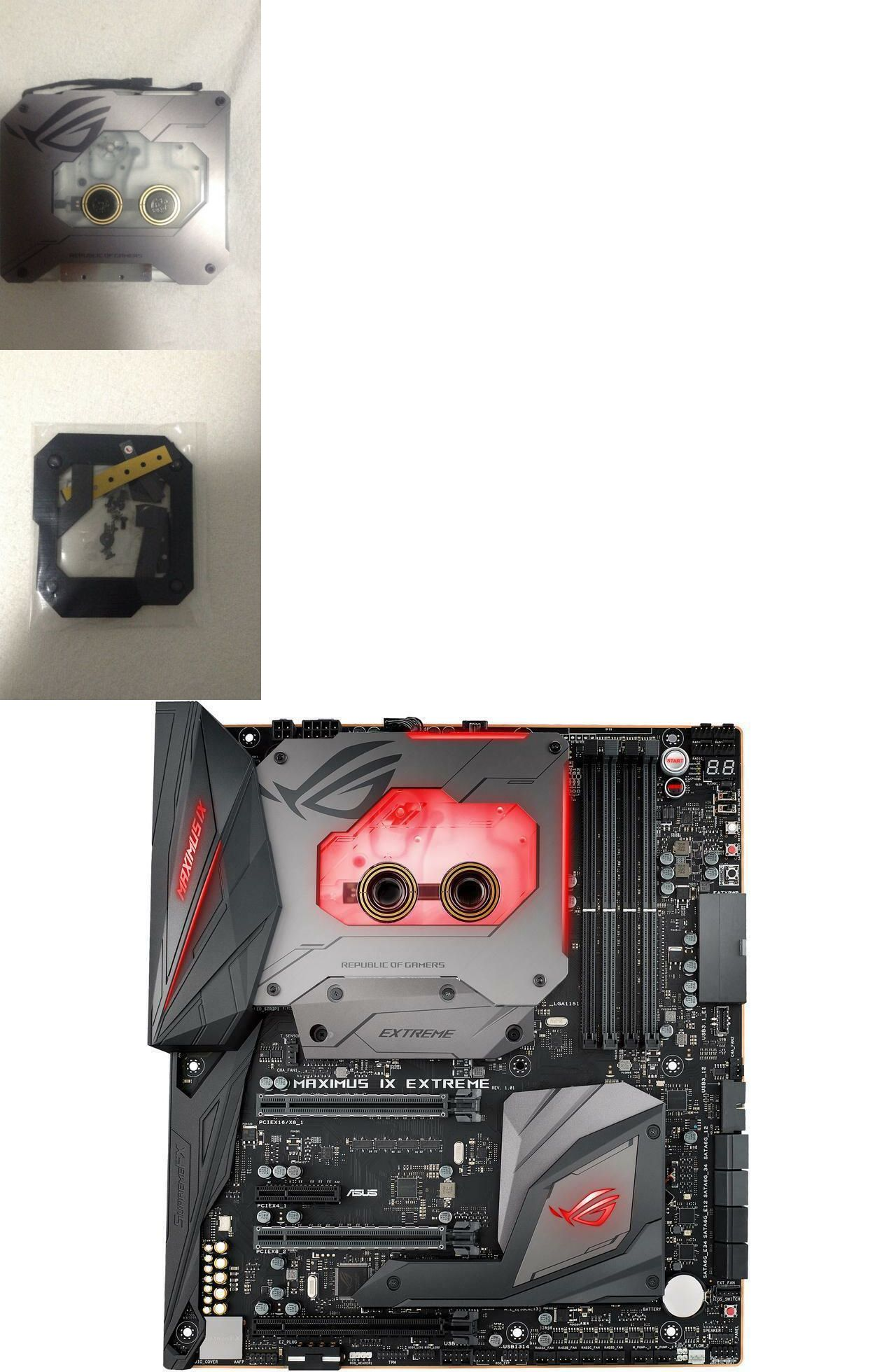 Water Cooling 131503 Asus Rog Maximus Ix Extreme Water Cooling
