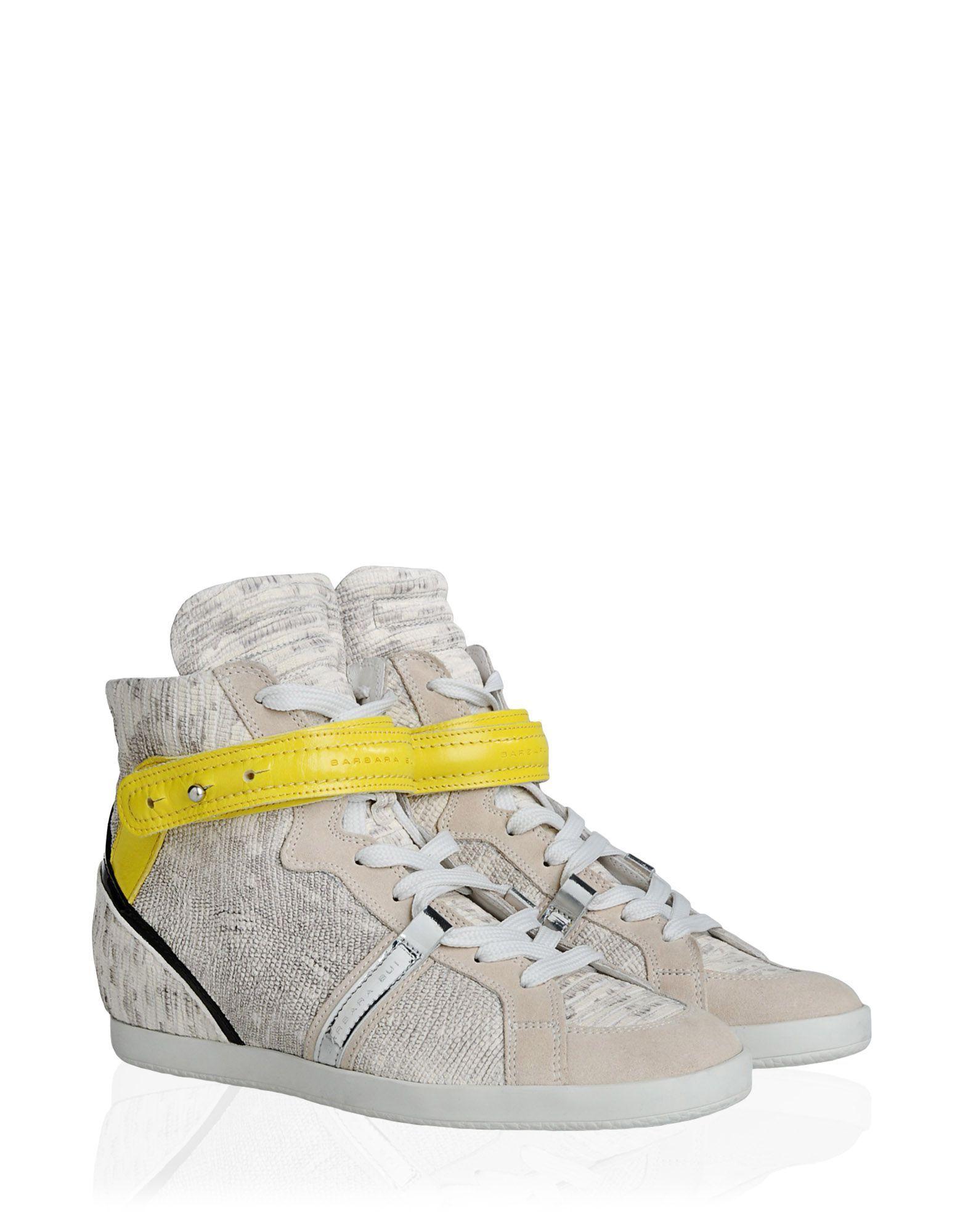 Sneakers femme barbara bui sneakers en cuir façon lézard online