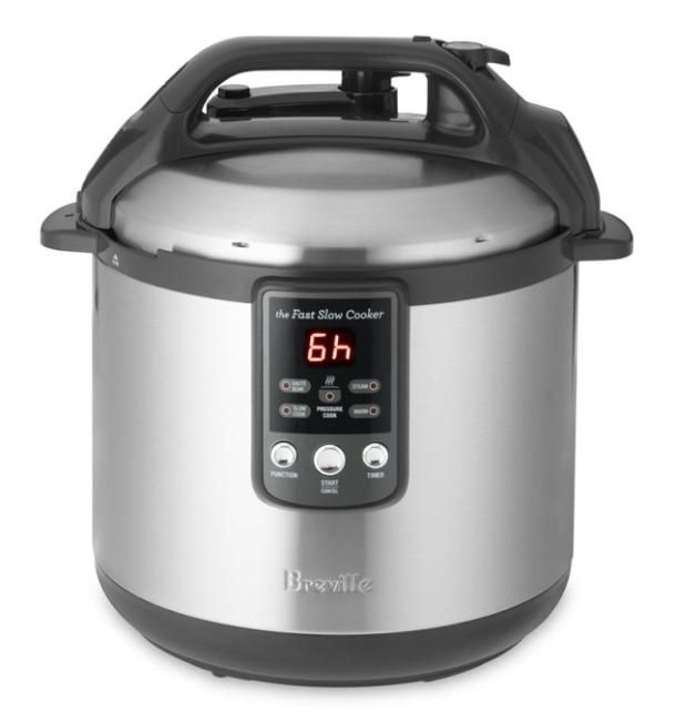 Cook Fast Or Slow At The Push Of A Button Slow Cooker Pressure Cooker Fast And Slow Fast Cooker