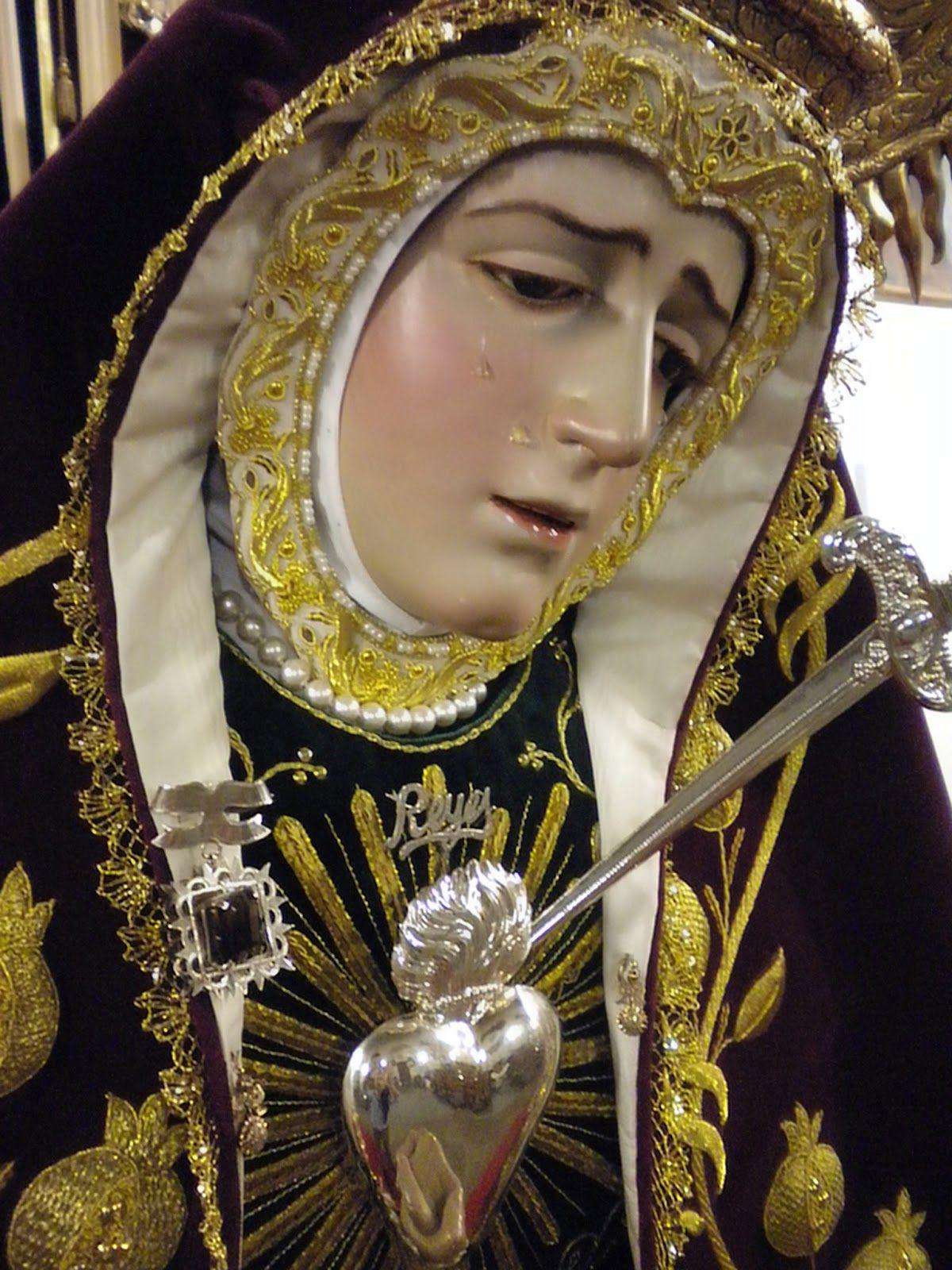 Manto De Las Granadas En 2020 Nuestra Señora De Los
