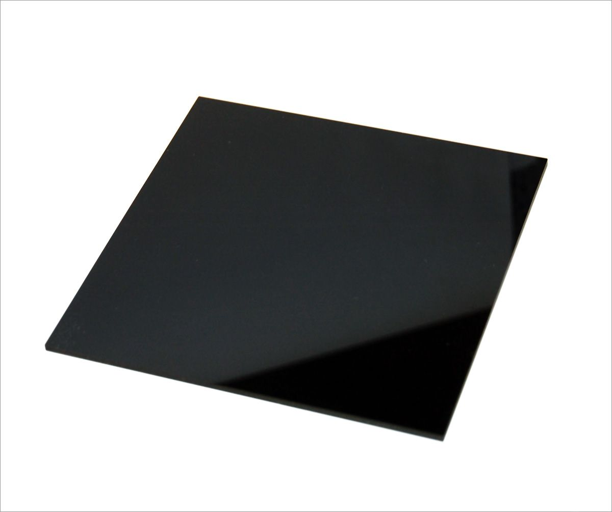 Translucent And Opaque Colored Acrylic Sheets Black Acrylic Sheet Cast Acrylic Acrylic Sheets