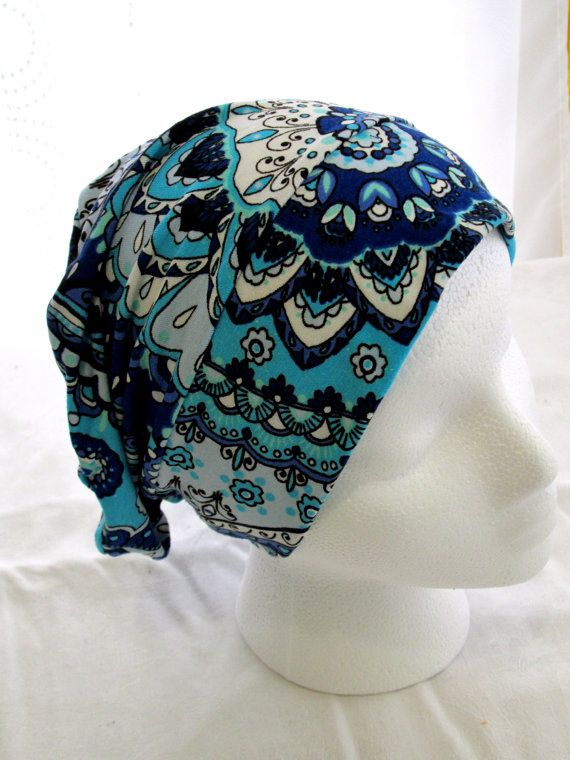 Cancer Hat Hair Loss Alopecia Jersey Hat Made to by TheBossyCow