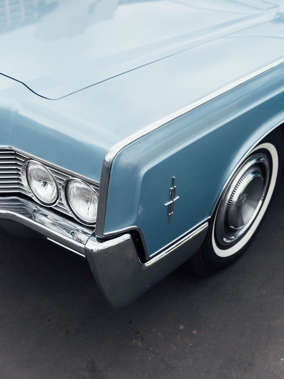 Some things are worth the wait. And for Bud Slater, it was his 1966 Lincoln Continental Coupe.