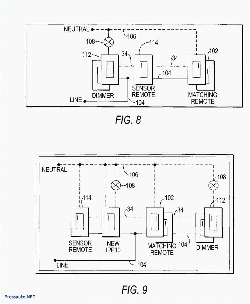 Elegant Ceiling Occupancy Sensor Wiring Diagram Di 2020