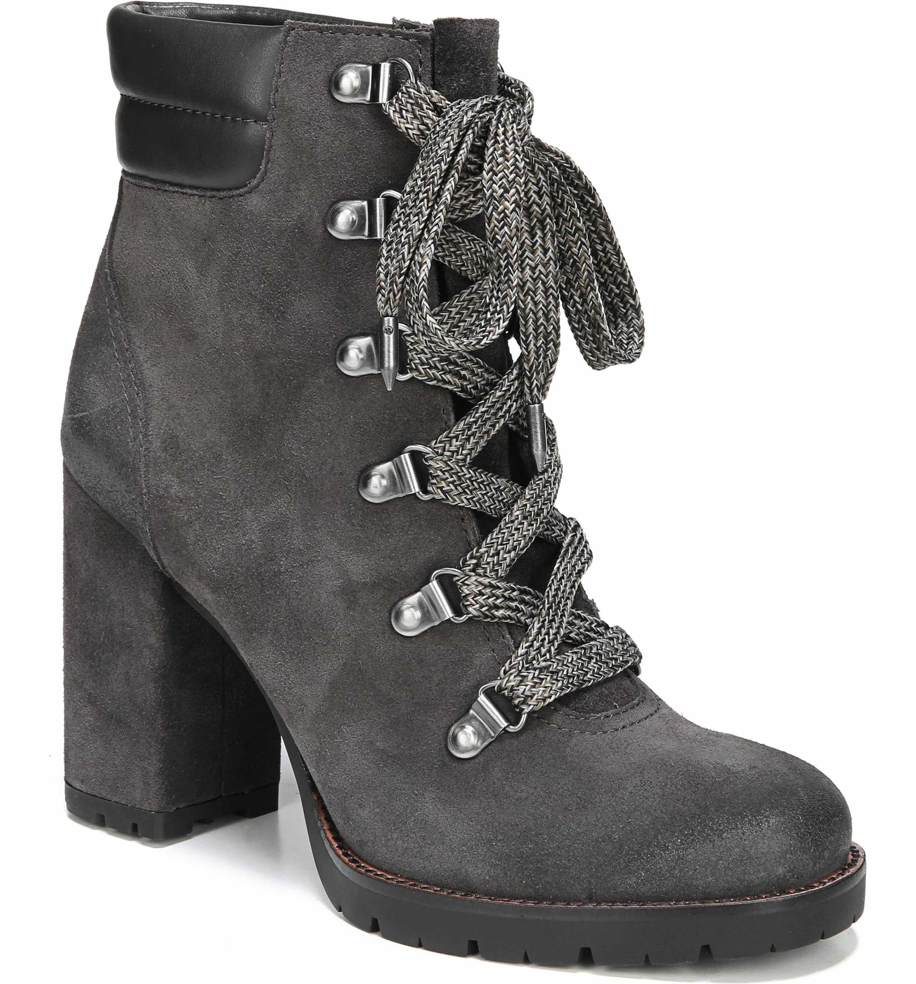 23eb7480f1ca64 Main Image - Sam Edelman Carolena Lace-Up Boot (Women)