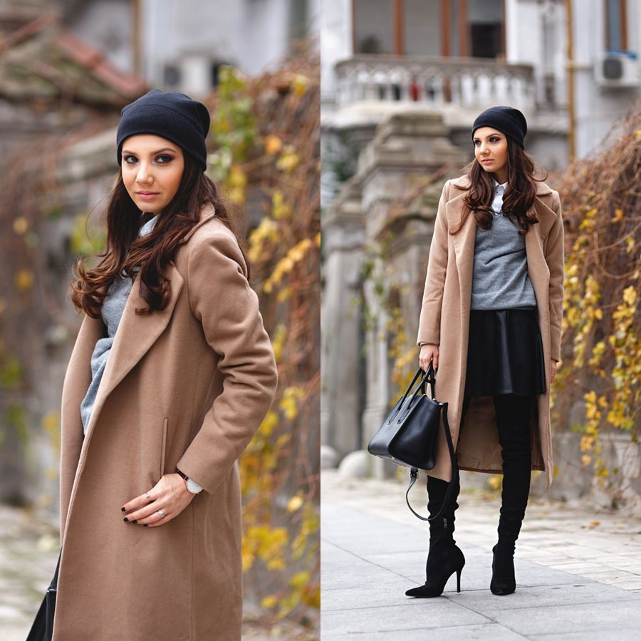 Fall preppy chic look today on my blog: http://themysteriousgirl.ro/2014/11/a-bit-preppy/
