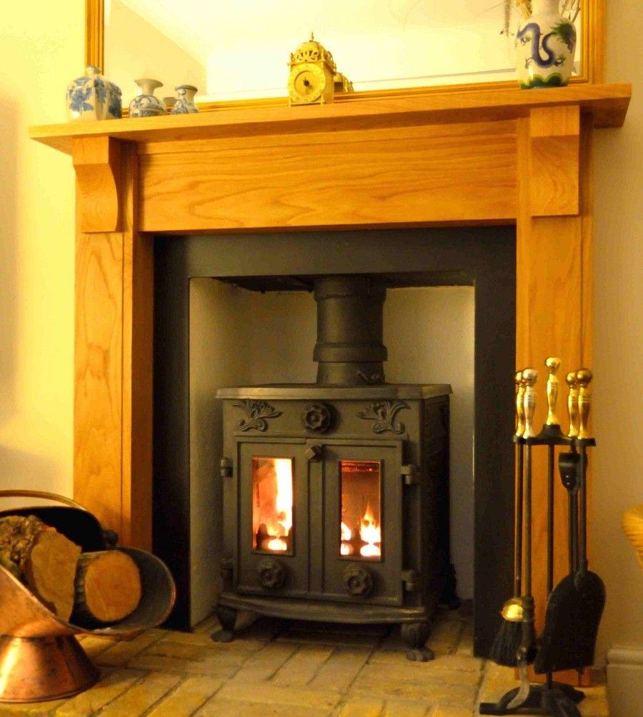 Customers Finished Fireplaces Fireplace Oak Fire Surround Fireplace Surrounds