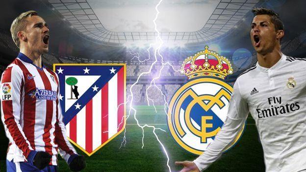 Ver Real Madrid vs. Atlético Madrid EN VIVO EN DIRECTO por DirecTV Sports
