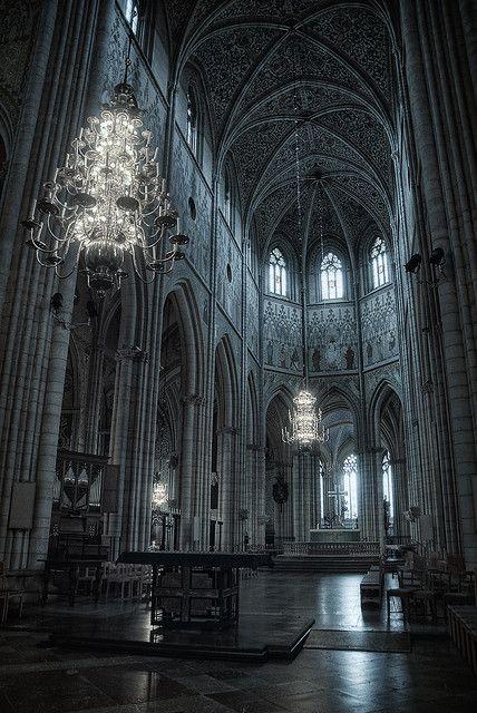 Photo of Uppsala Cathedral V