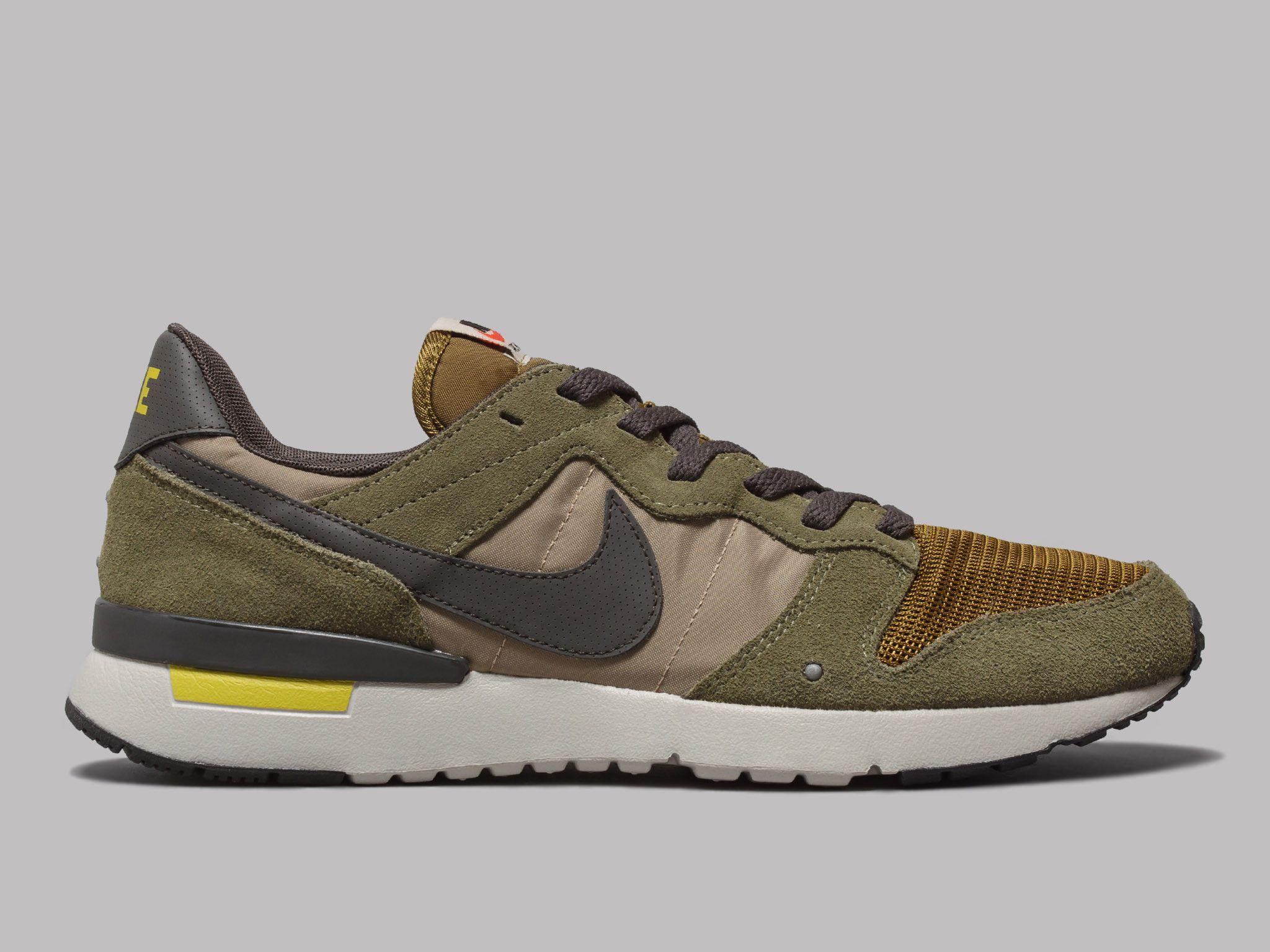 dormitar Fresco Seminario  Nike Archive 83 (Medium Olive / Deep Pewter / Desert Camo)#Men's fashion #  fashion for men # mode homme # men's wear | Sneakers men, Nike, Desert camo