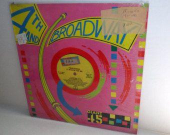 Vintage 80's Vinyl LP Album Eighties Single 45 - Pam Russo -  It Works For Me - Dance Party Theme Music