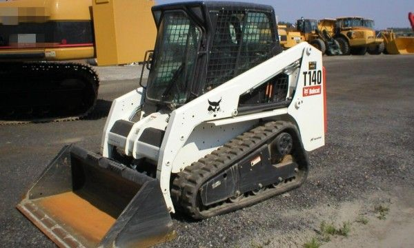 Pin By Freemanualdownload89s On Bobcat T140 Compact Track