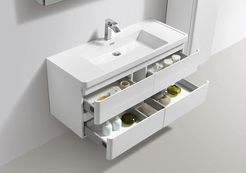 Builddirect Golden Elite Cabinets Bathroom Vanities Avanti Collection Wall Mounted Vanity Basin White Vanity Units