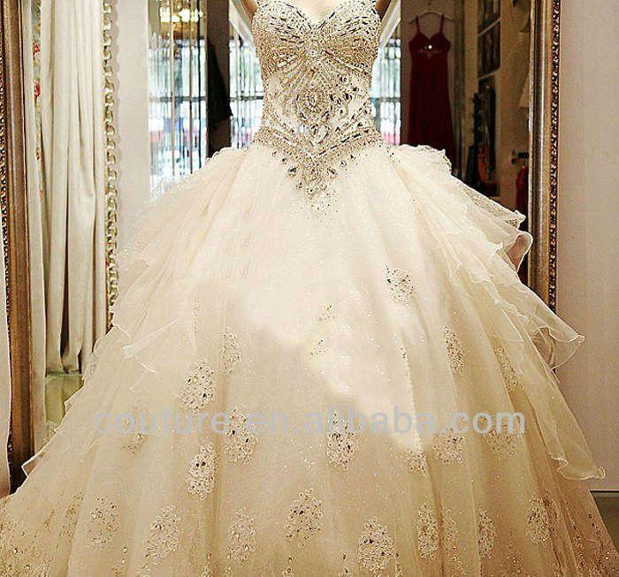 princess wedding dresses - Google Search | Weddings | Pinterest ...