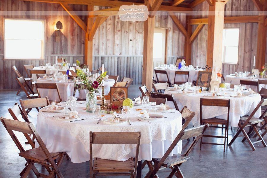 Rustic Anthropologie Wedding Schwinn Produce Farm Barn Ks Rustic Dinner Tables Dinner Table Set Up Dinner Table Setting