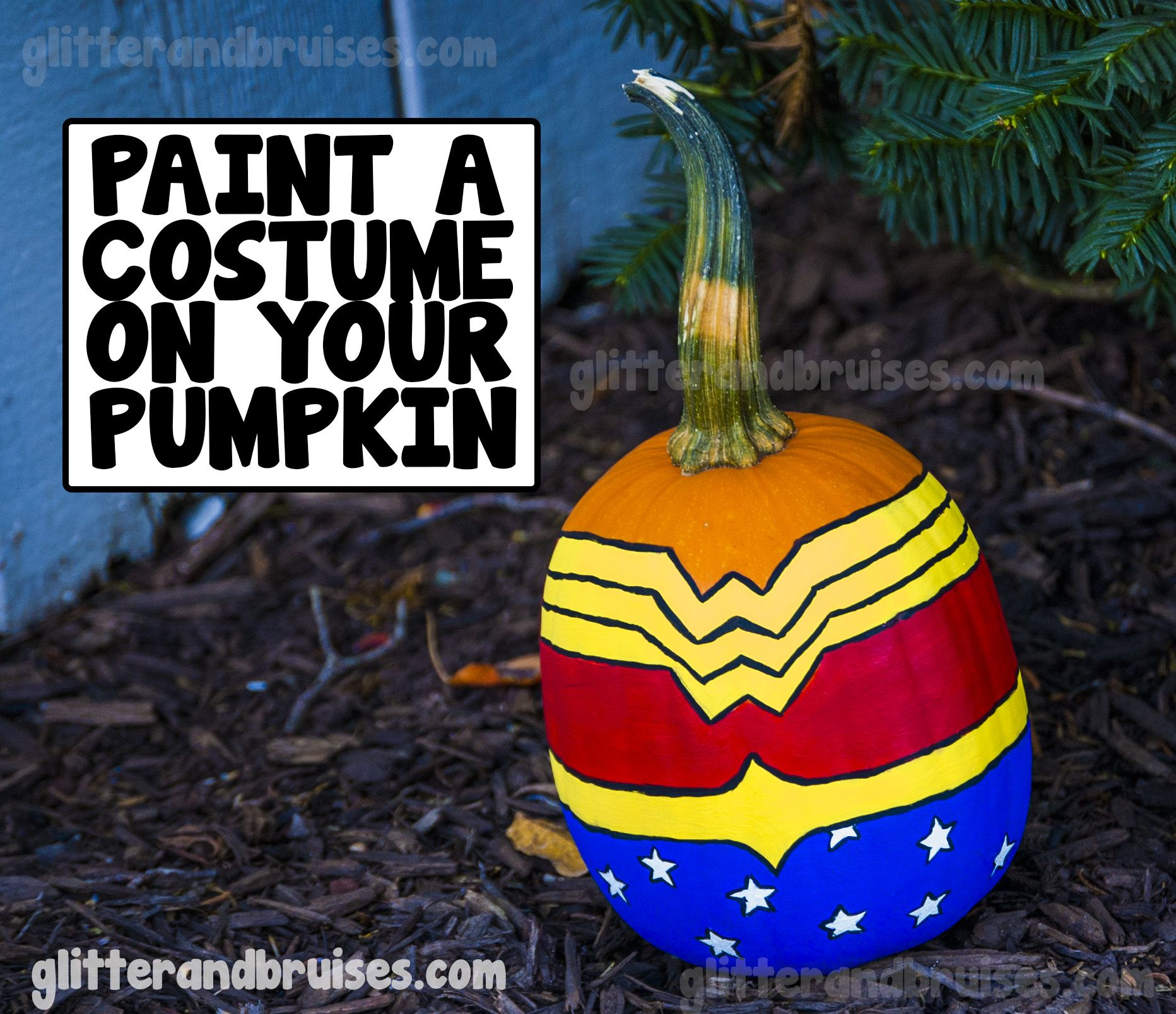can u0027t paint faces paint the costume of a superhero instead